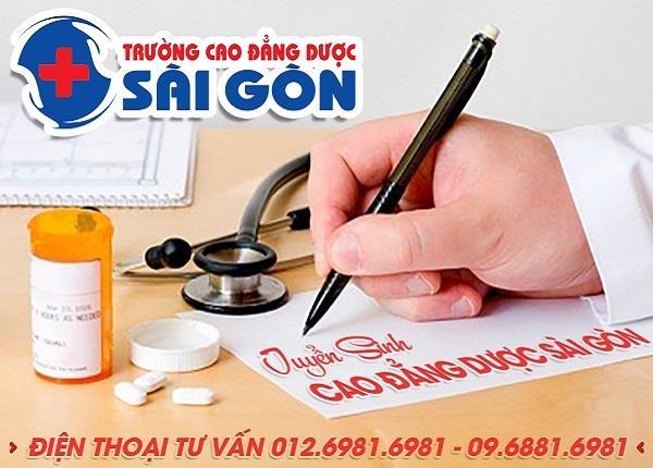 Năm 2018 tuyển sinh Cao đẳng Dược Sài Gòn thu hút thí sinh tốt nghiệp THPT